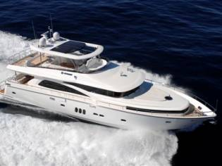 Johnson 80 Motoryacht