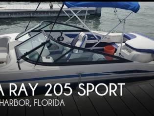 Sea Ray 205 Sport