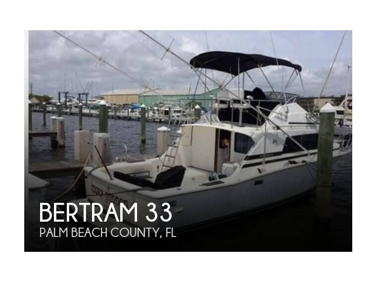 Bertram 33