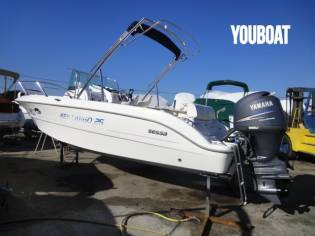 Sessa Marine Key Largo 25