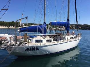Custom 38 ft Ketch Yacht
