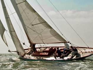 Fred Shepherd Classic Bermudan Cutter