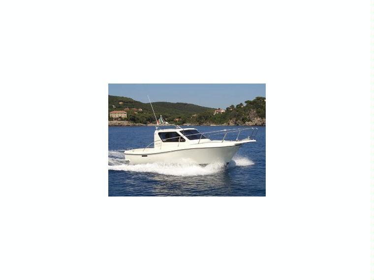 Cantiere nautico spinella giglio 23 in toscana barche a for Cabine di giglio selvatico