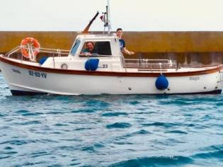 Sciallino 23 fish
