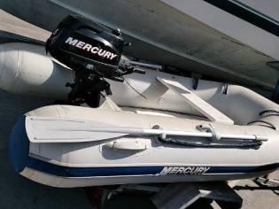 Mercury Inflatables D 250
