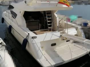 Ferretti 460