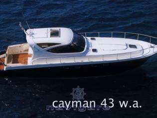 Cayman 43 W.a.
