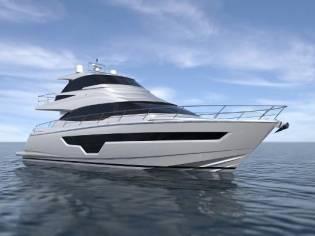 Johnson 70 Motor Yacht