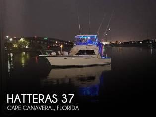 Hatteras 37