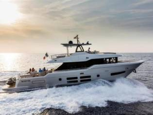 Canados Oceanic 76 GT Fast Expedition