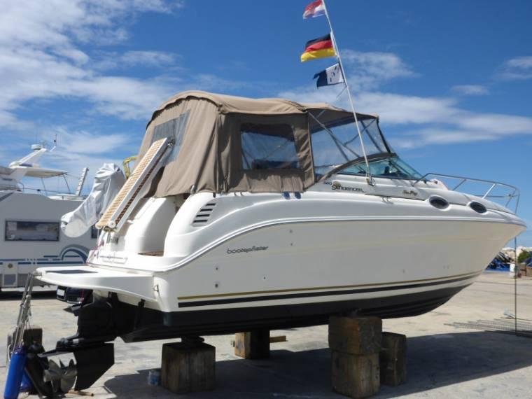 Sea Ray 260 Sundancer In Croazia Yacht A Motore Usate 02995 Inautia