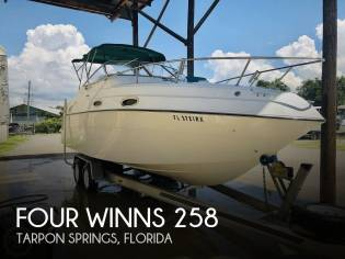 Four Winns 258 Vista