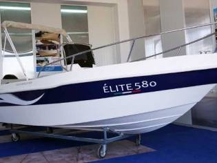 Custom 580 Open Elite