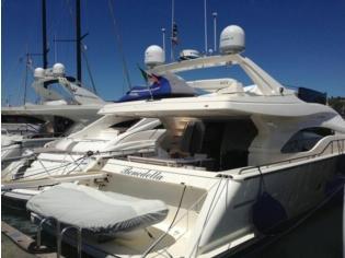Ferretti Yachts 68 Anniversary