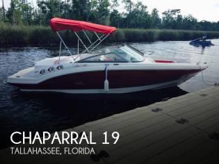 Chaparral 186 SSi