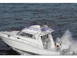 Ferretti 34 Fisherman