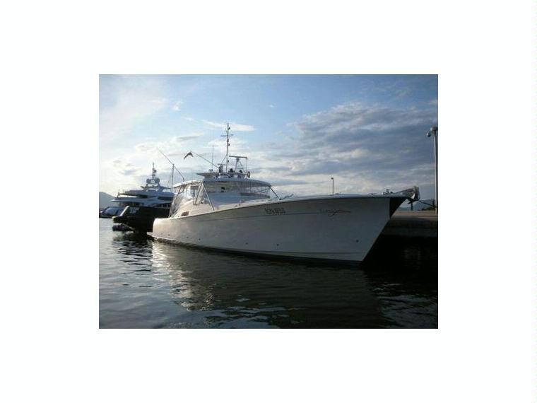 Tornado 50 sport fisherman in pto interno olbia barche a for Barca tornado 50