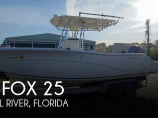 Sea Fox 256 Commander