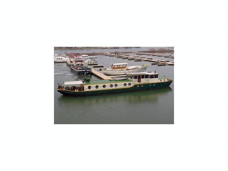 barge silure