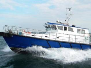 Wind Farm -   Support Survey Vessel
