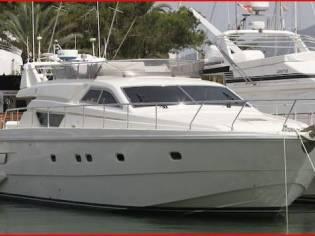 Ferretti Yachts 135