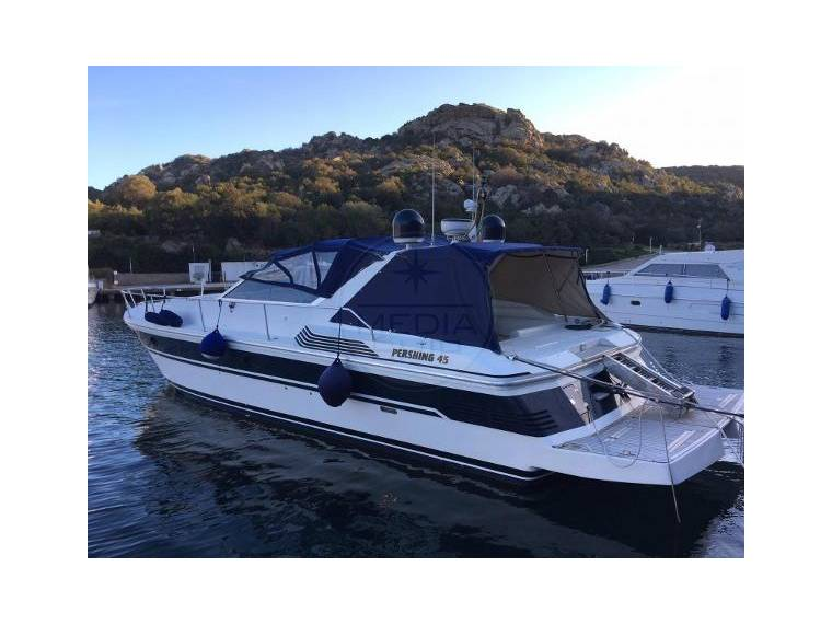 Pershing 45 in Italia   Yacht a motore usate 56555 - iNautia