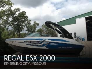 Regal ESX 2000
