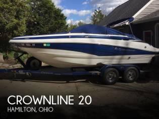 Crownline Eclipse E1 EC 20