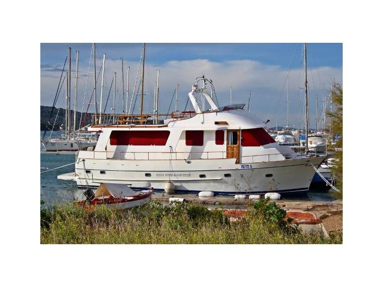 TD 56 Pilothouse (wie Grand Banks Europe