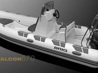 Brig Falcon Rider 570 Sport