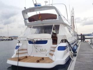 Astondoa Yachts 56