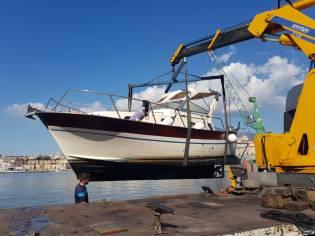 Gozzo Nautica Esposito Futura 28