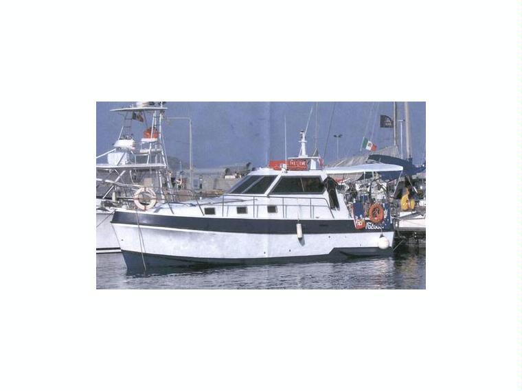 Capo nord 10 20 in toscana barche a motore usate 66525 for Barche al largo con cabine