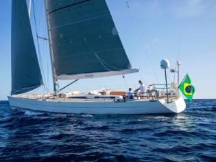 Soto 83' custom sloop
