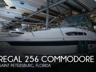 Regal 256 Commodore
