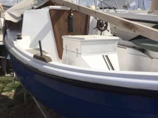 Barca a motore meloria