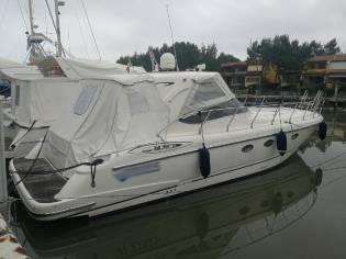Mano Marine 38.50 T-Top