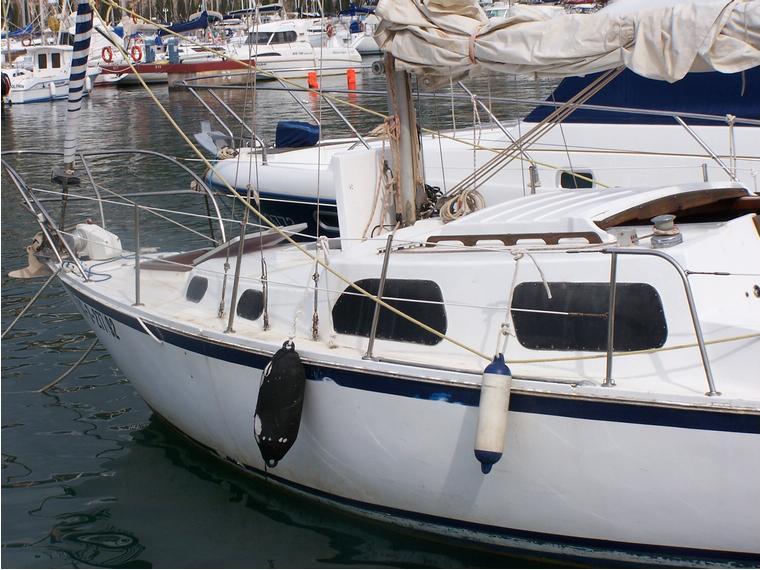 Tornado 31 in cn oropesa de mar barche a vela da for Barca tornado 50