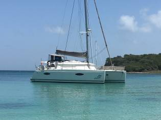 Fountaine Pajot Hélia 44