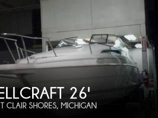 Wellcraft 260 SE