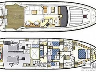Ferretti Yachts Ferretti 57