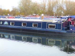 Wide Beam Narrowboat Collingwood  60 x 12