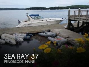 Sea Ray 37 Express Cruiser