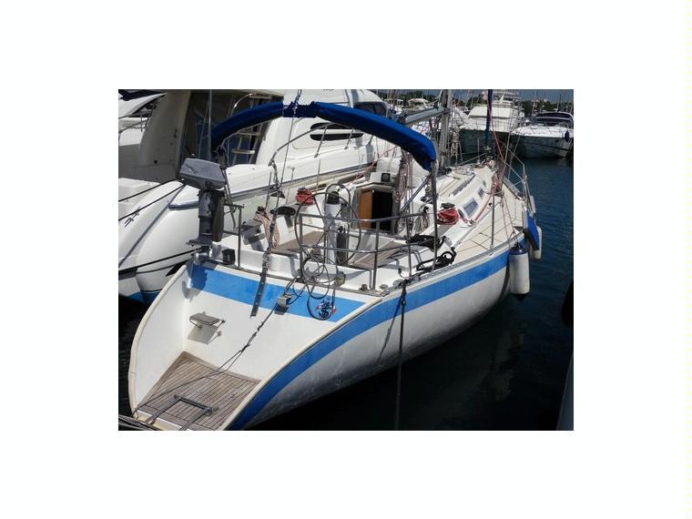 Pretorien in varo barche a vela usate 99504 inautia for Accessori barca vela