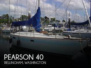 Pearson 40