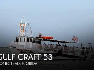 Gulf Craft 53