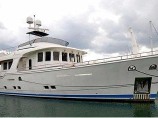 Terranova Yachts  68 Explorer