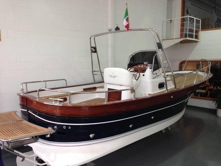 Fratelli Aprea Sorrento 750 Open Cruise Nuovo In Vendita