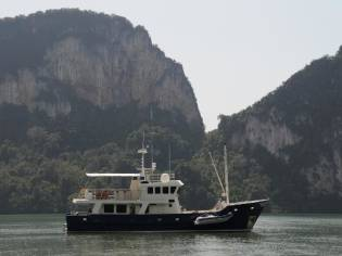 Vripack 69 Expedition Trawler