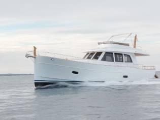 Sasga Yachts 54 Flybridge